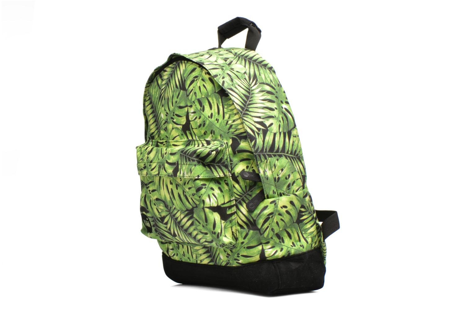Rucksacks Mi-Pac Premium Print Green model view