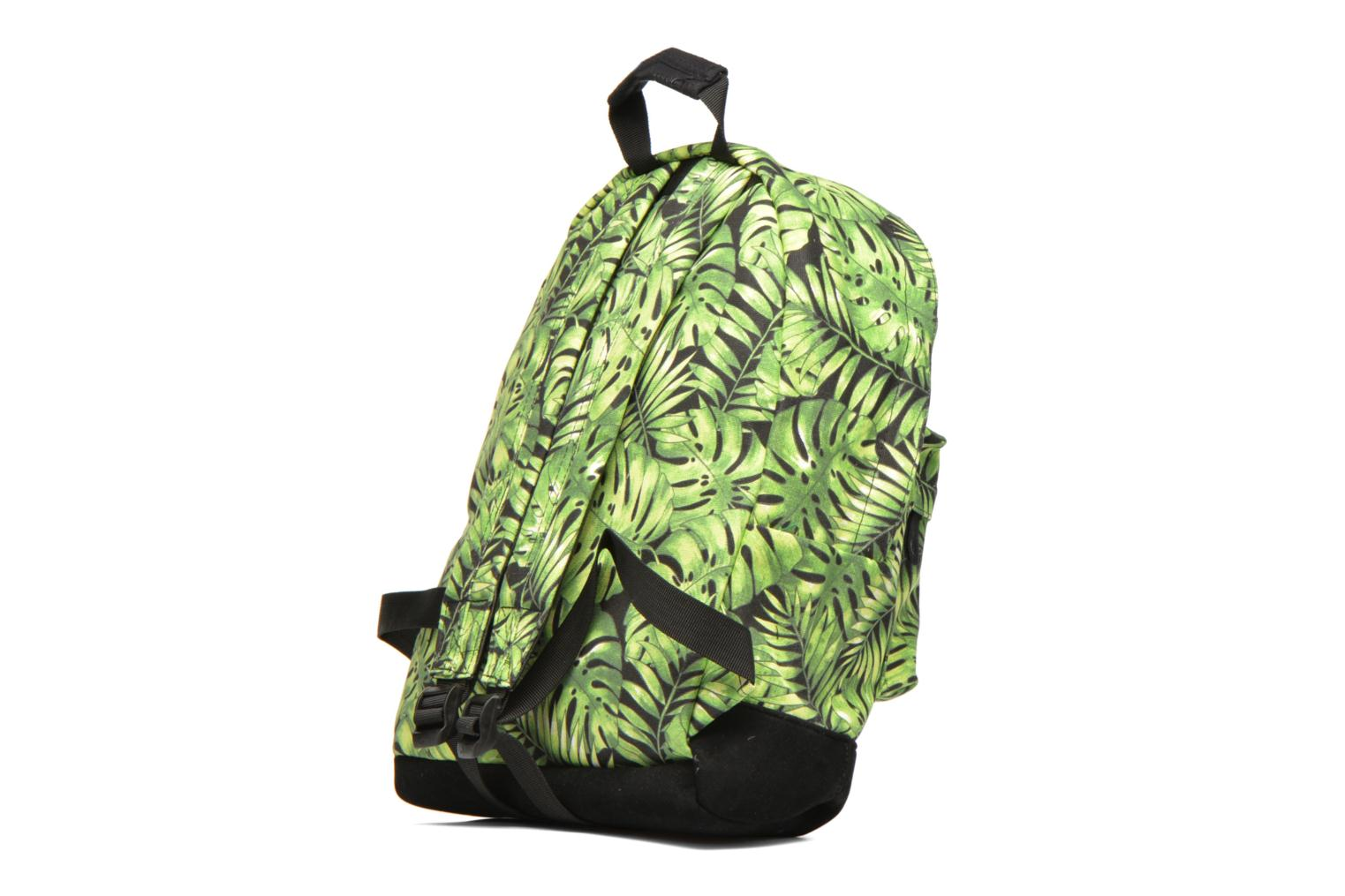 Rucksacks Mi-Pac Premium Print Green view from the right