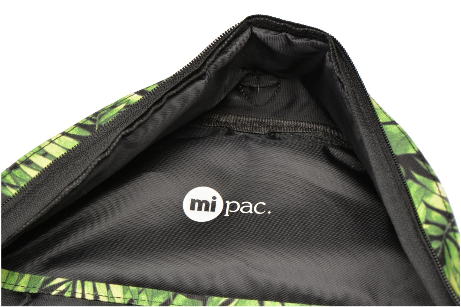 Rucksacks Mi-Pac Premium Print Green back view