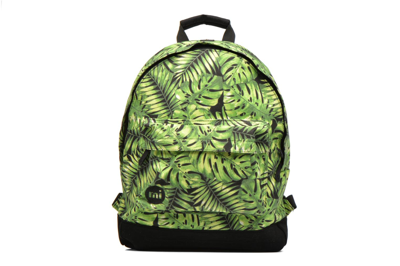 Rucksacks Mi-Pac Premium Print Green detailed view/ Pair view