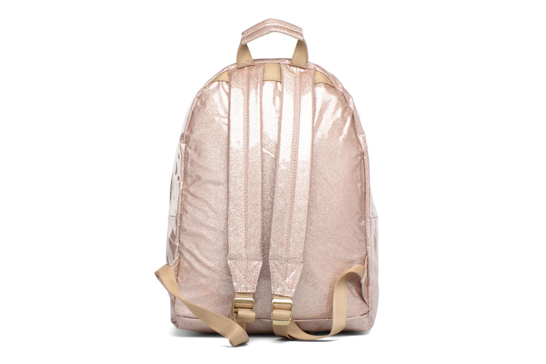 Sacs à dos Mi-Pac Gold Backpack Or et bronze vue face