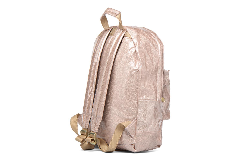 Sacs à dos Mi-Pac Gold Backpack Or et bronze vue droite