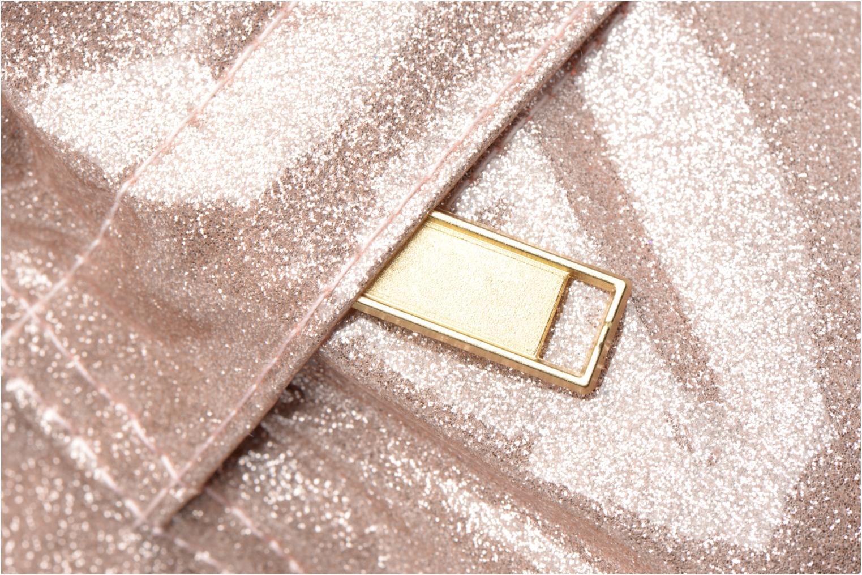 Sacs à dos Mi-Pac Gold Backpack Or et bronze vue gauche