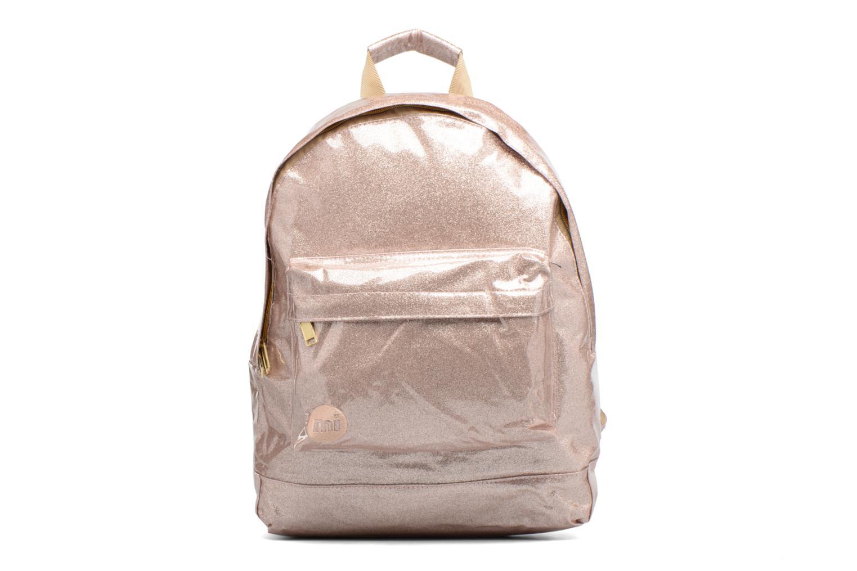 Sacs à dos Mi-Pac Gold Backpack Or et bronze vue détail/paire