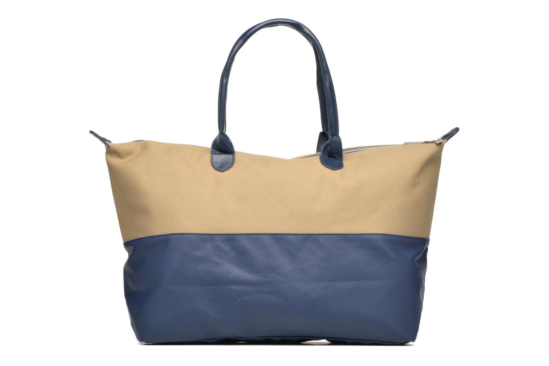 Weekender Bag Sand/navy