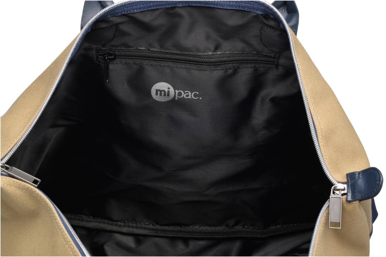 Bagages Mi-Pac Weekender Bag Bleu vue derrière