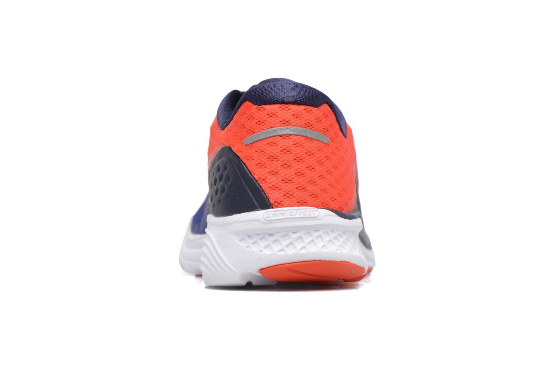 Chaussures de sport Saucony Kinvara 8 Bleu vue droite