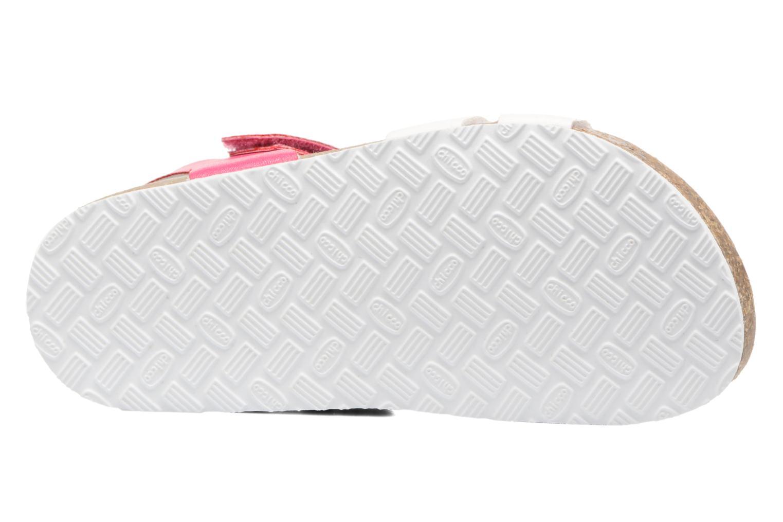 Sandales et nu-pieds Chicco Henetta Rose vue haut