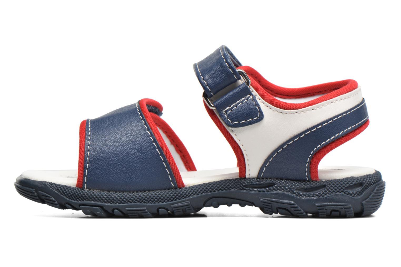 Sandales et nu-pieds Chicco Cric Bleu vue face