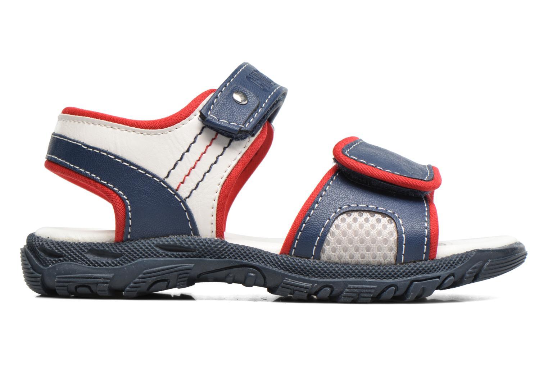 Sandales et nu-pieds Chicco Cric Bleu vue derrière