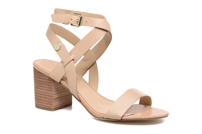Sandales et nu-pieds Guess NAJYA Beige vue détail/paire