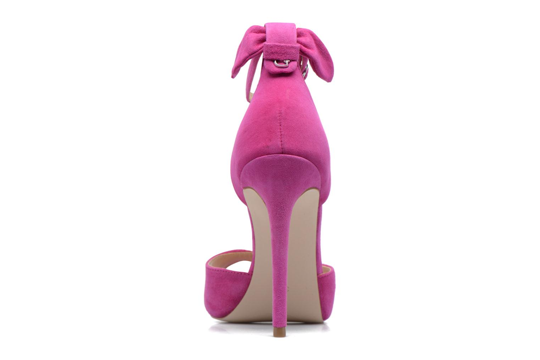 Sandalen Guess AMELLA Roze rechts