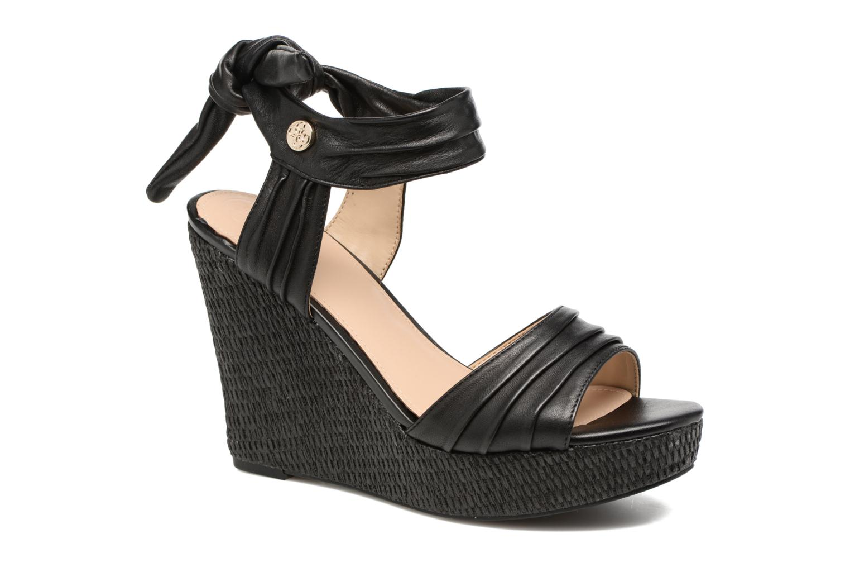Sandales et nu-pieds Guess HAGEN Noir vue détail/paire