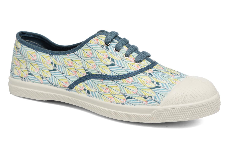 Grandes descuentos (Azul) últimos zapatos Bensimon Tennis Plumes (Azul) descuentos - Deportivas Descuento 2e067c