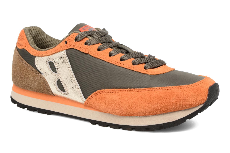 Runnings Kaki/orange