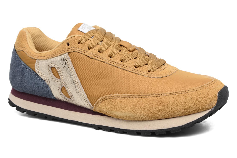 Grandes descuentos últimos zapatos Bensimon Runnings (Amarillo) - Deportivas Descuento