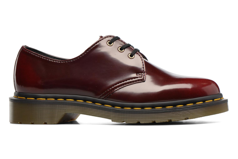Chaussures à lacets Dr. Martens Vegan 1461 Bordeaux vue derrière