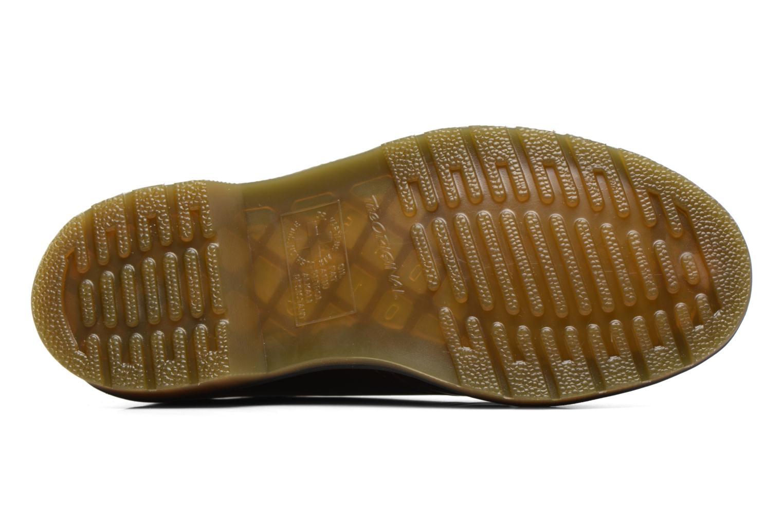 Chaussures à lacets Dr. Martens Vegan 1461 Bordeaux vue haut