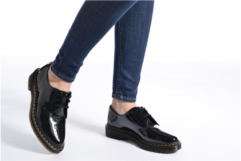 Chaussures à lacets Dr. Martens Dupree Noir vue bas / vue portée sac