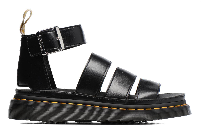 Sandales et nu-pieds Dr. Martens V Clarissa II Noir vue derrière