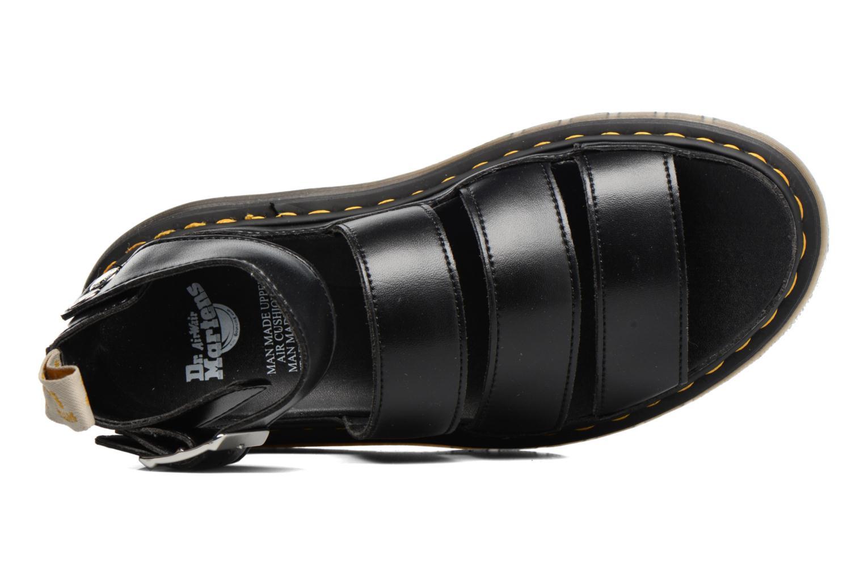 Sandales et nu-pieds Dr. Martens V Clarissa II Noir vue gauche