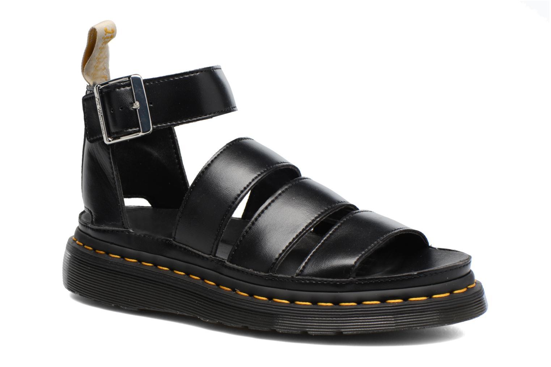 Sandales et nu-pieds Dr. Martens V Clarissa II Noir vue détail/paire