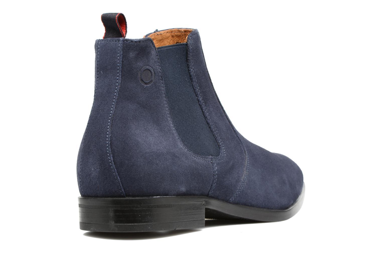 Bottines et boots Mr SARENZA Noragellomo Bleu vue face