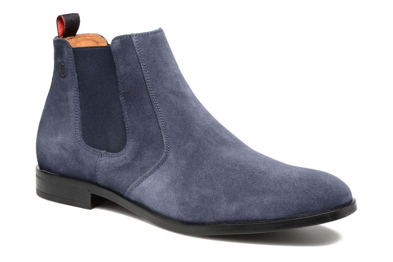Bottines et boots Mr SARENZA Noragellomo Bleu vue droite
