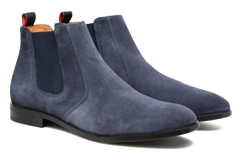 Bottines et boots Mr SARENZA Noragellomo Bleu vue derrière