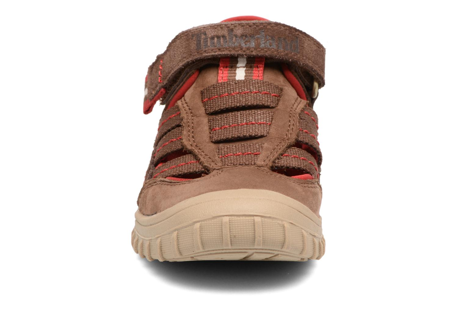 Sandals Timberland Castleton Sporty Fisherma Brown model view
