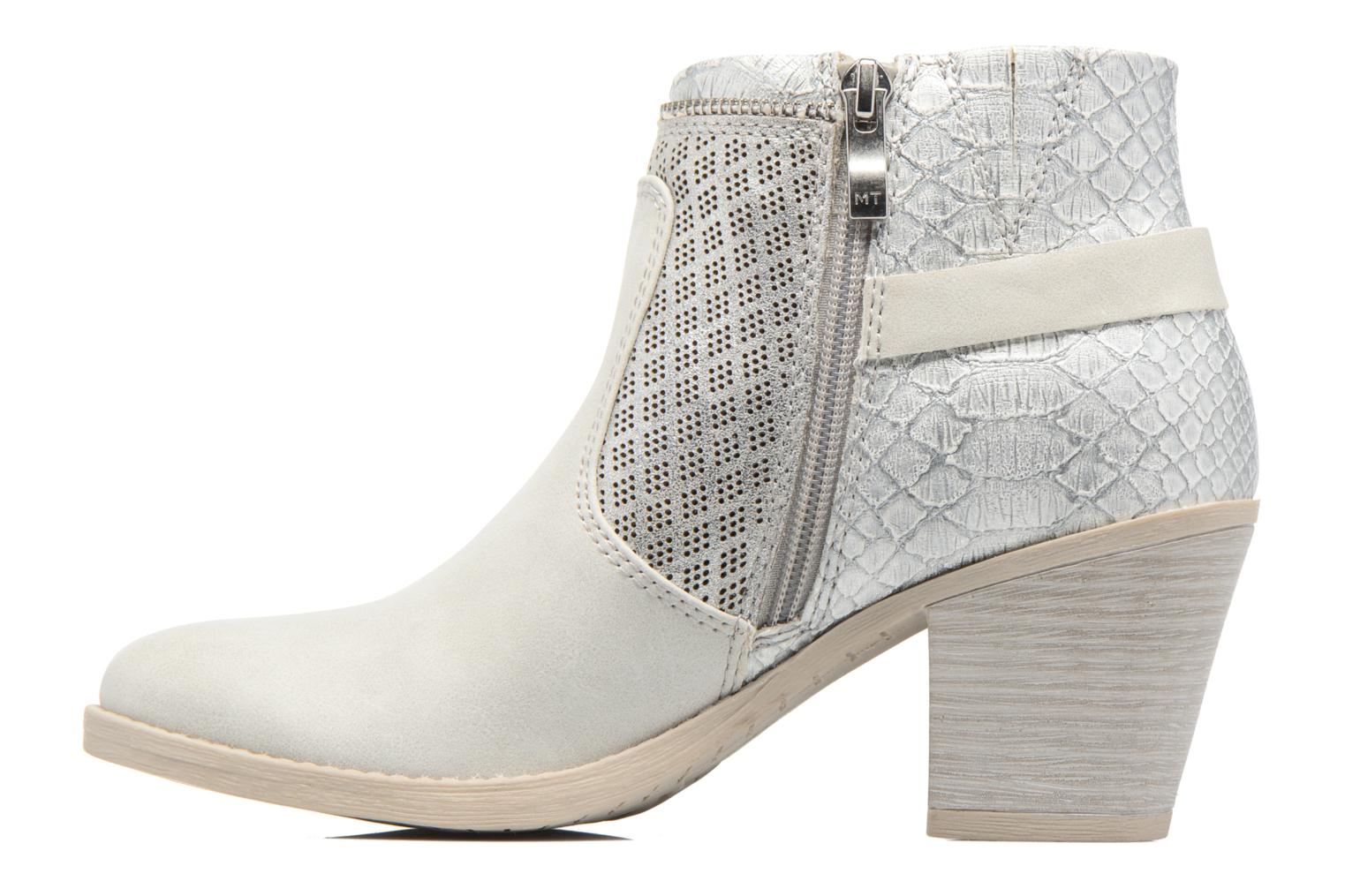 Ankle boots Marco Tozzi Tillou Grey front view