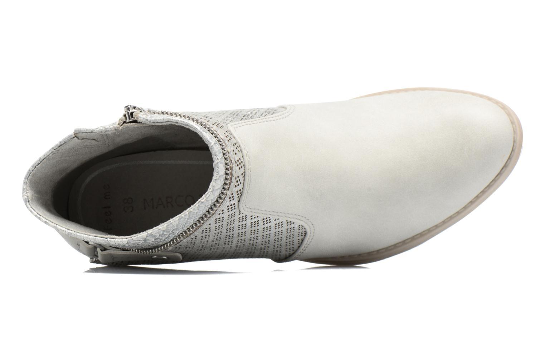 Bottines et boots Marco Tozzi Tillou Gris vue gauche