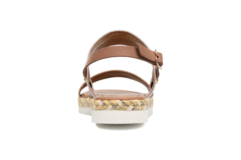 Sandales et nu-pieds Marco Tozzi Ypi Blanc vue droite