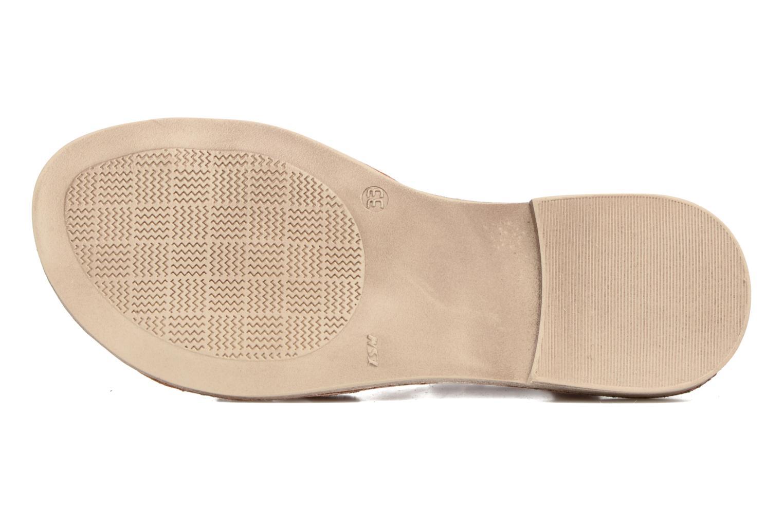 Sandales et nu-pieds Achile Kimitsu Rose vue haut