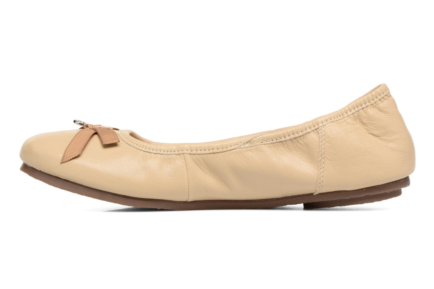 Ballet pumps Hush Puppies Lilas Beige front view