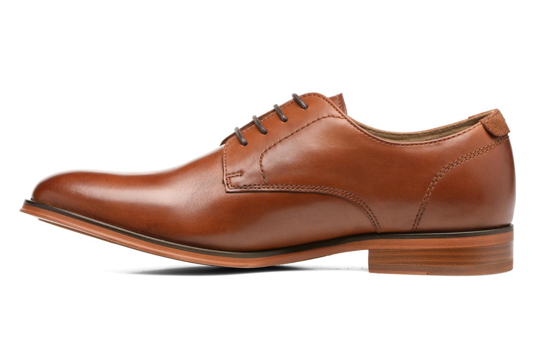 Chaussures à lacets Aldo RICMANN Marron vue face