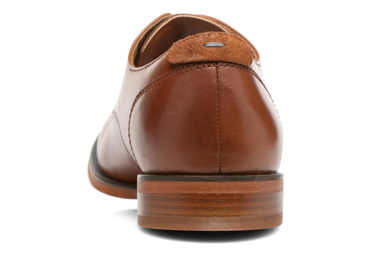 Chaussures à lacets Aldo RICMANN Marron vue droite