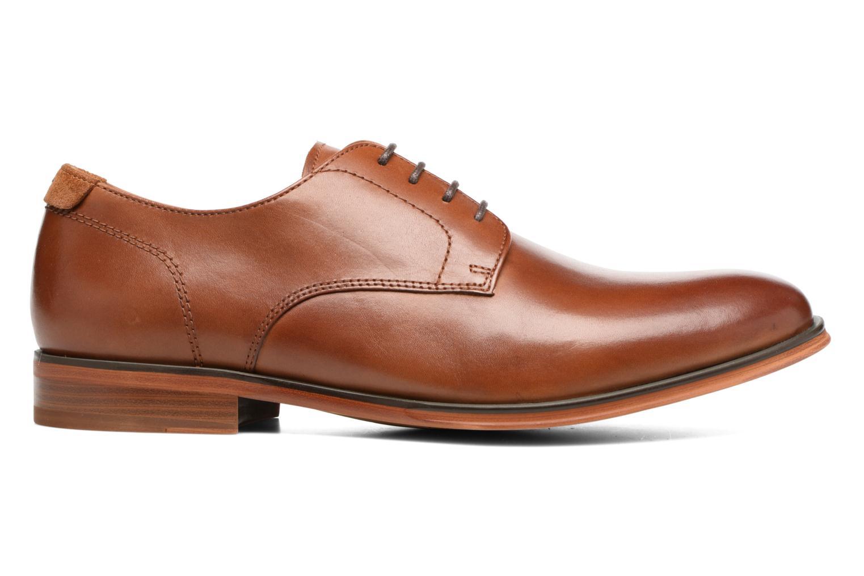 Chaussures à lacets Aldo RICMANN Marron vue derrière