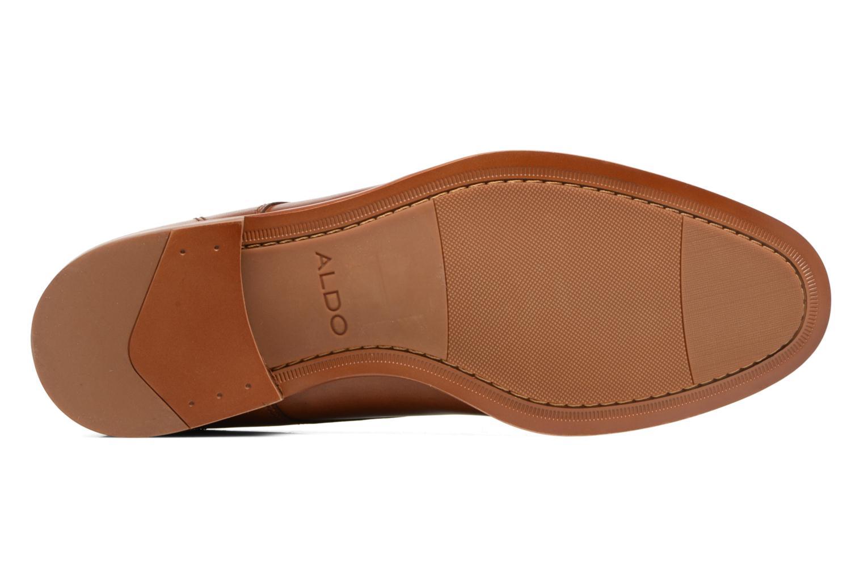 Chaussures à lacets Aldo RICMANN Marron vue haut
