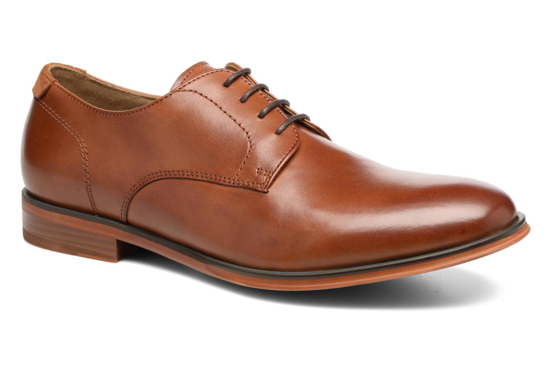 Chaussures à lacets Aldo RICMANN Marron vue détail/paire