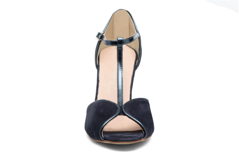 Escarpins Georgia Rose Gitango 3 Bleu vue portées chaussures