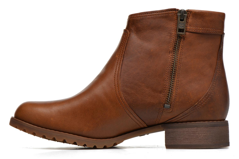 Bottines et boots Timberland Banfield WP Ankle Marron vue face