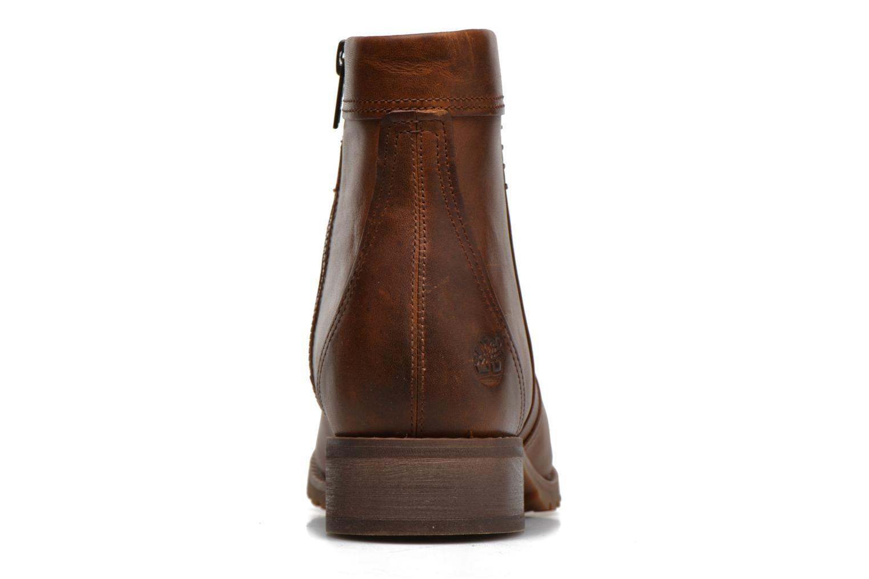 Bottines et boots Timberland Banfield WP Ankle Marron vue droite
