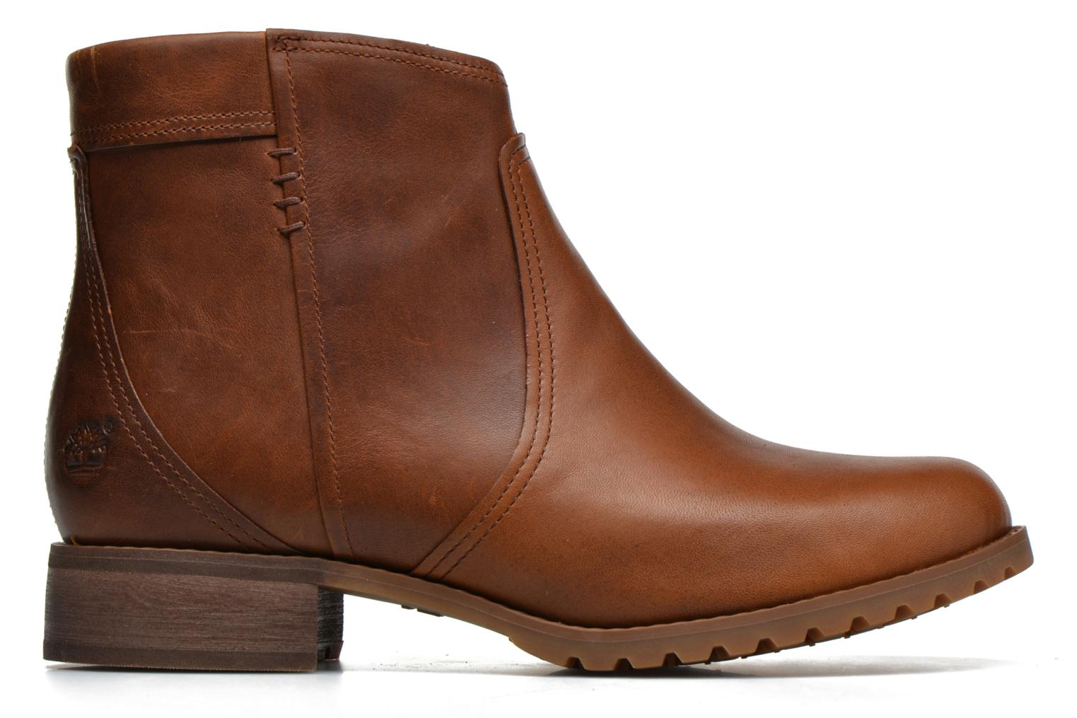 Ankle boots Timberland Banfield WP Ankle Brown back view