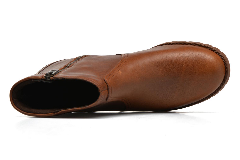 Bottines et boots Timberland Banfield WP Ankle Marron vue gauche