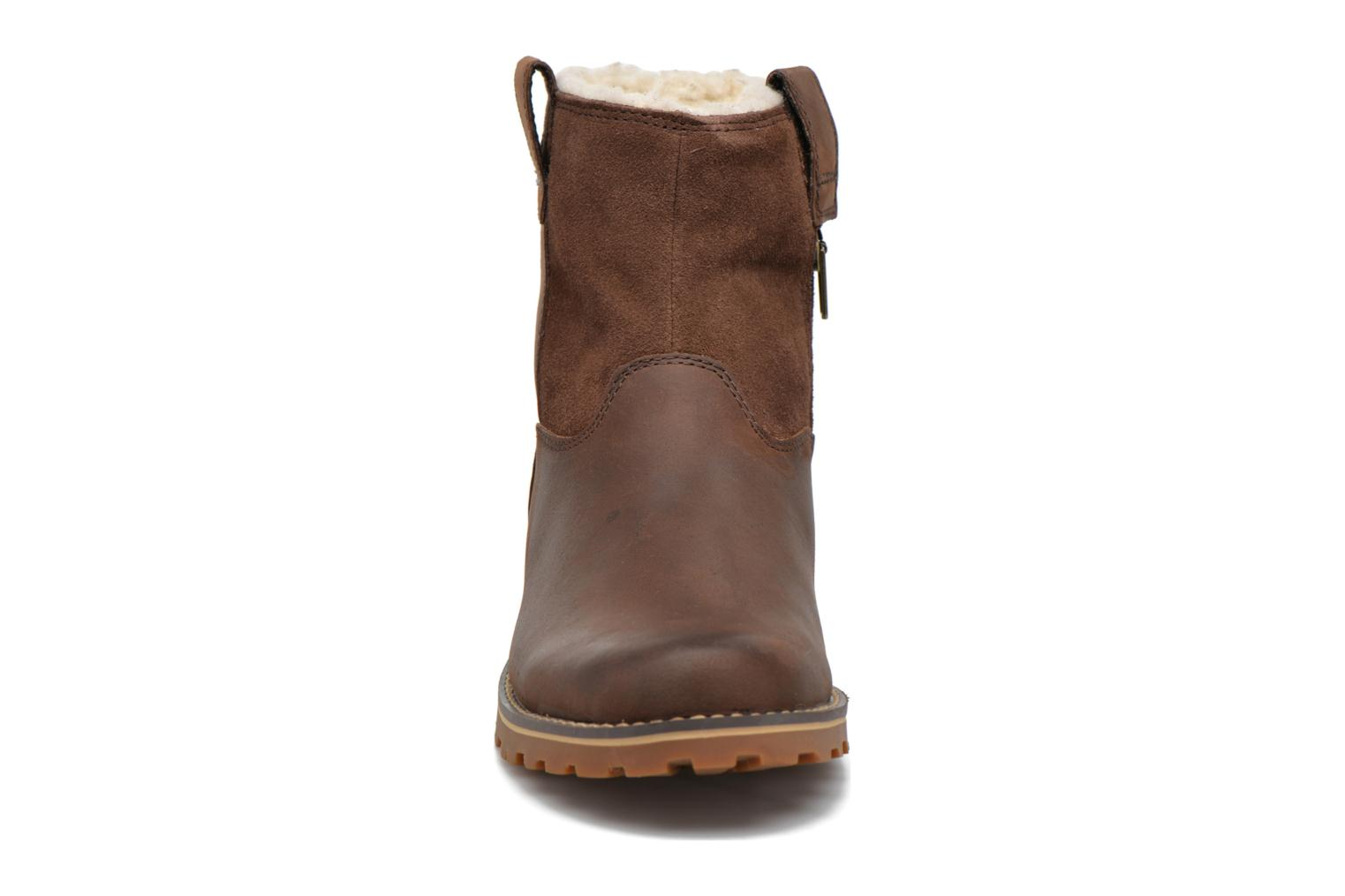 Ankle boots Timberland Chestnut Ridge Warm Brown model view