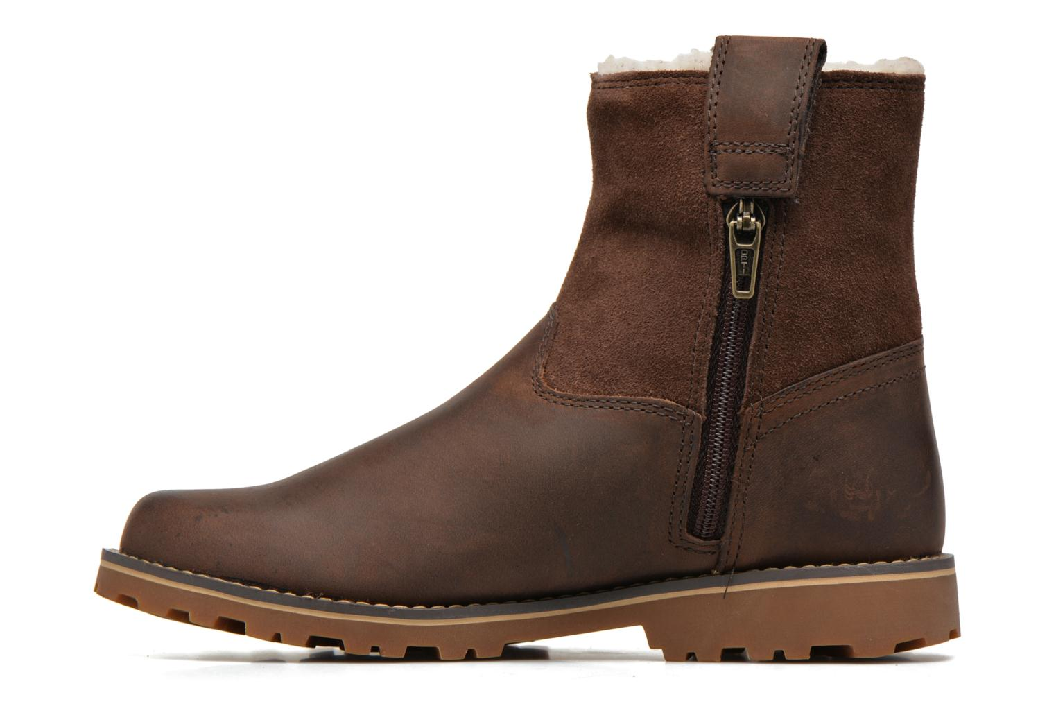 Ankle boots Timberland Chestnut Ridge Warm Brown front view