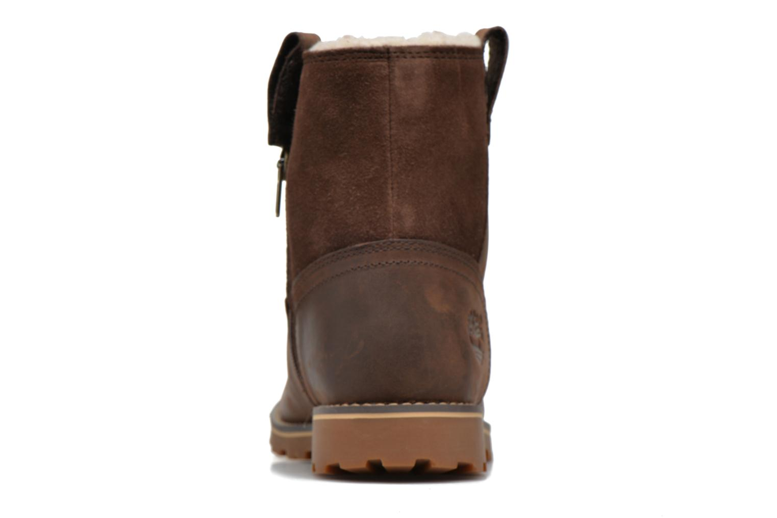 Ankle boots Timberland Chestnut Ridge Warm Brown view from the right