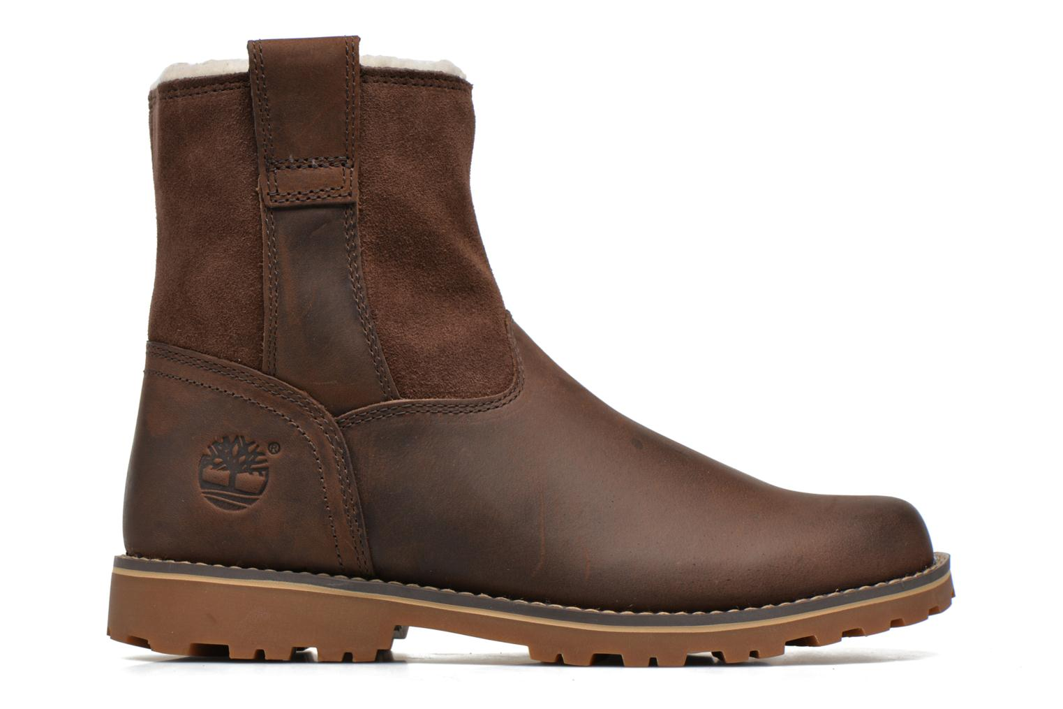 Ankle boots Timberland Chestnut Ridge Warm Brown back view