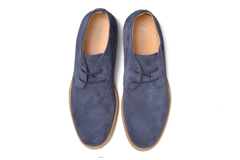 Chaussures à lacets Mr SARENZA Soldnen Bleu vue portées chaussures